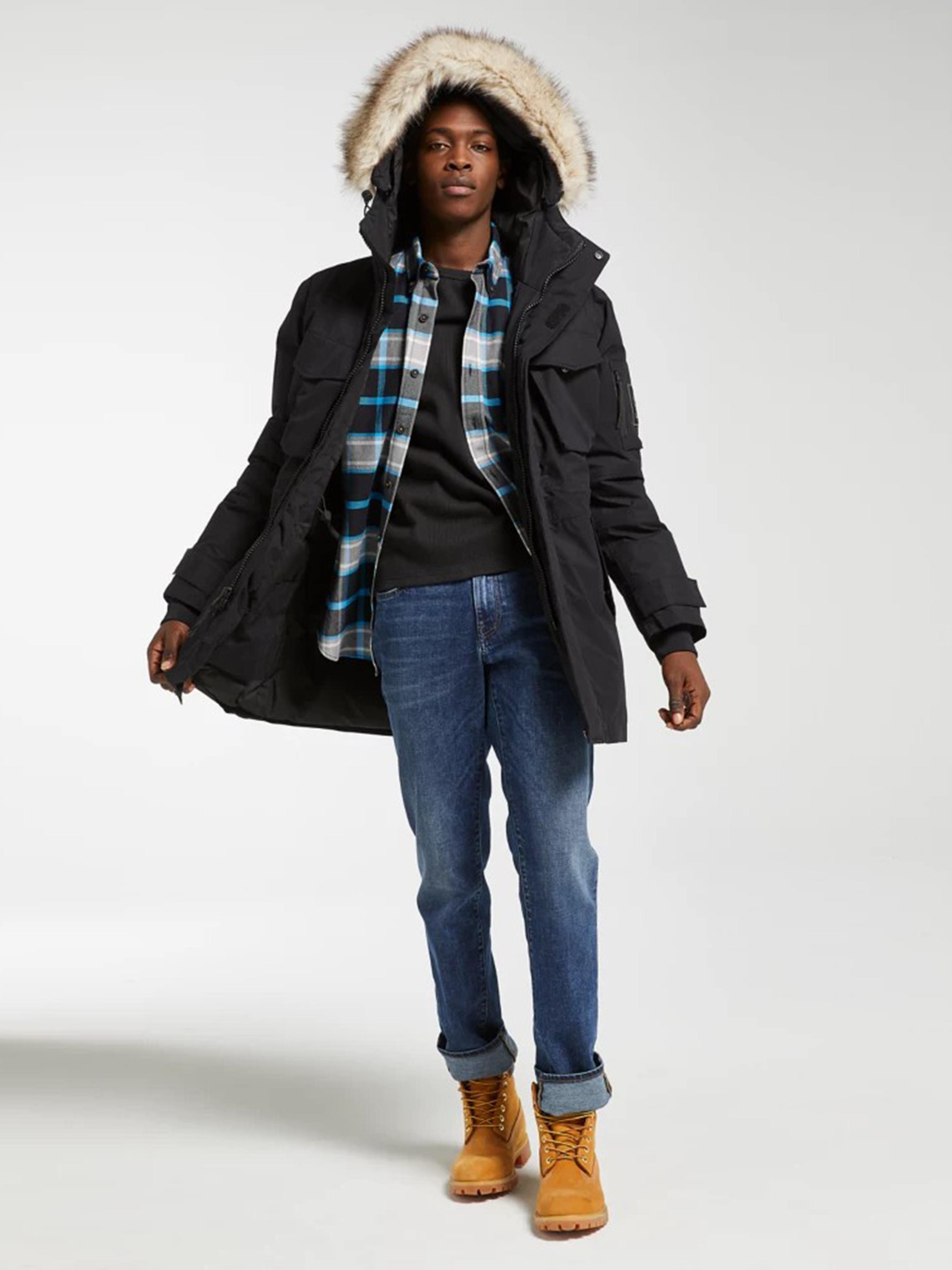 Куртка мужские Timberland модель TH5688 , 2017