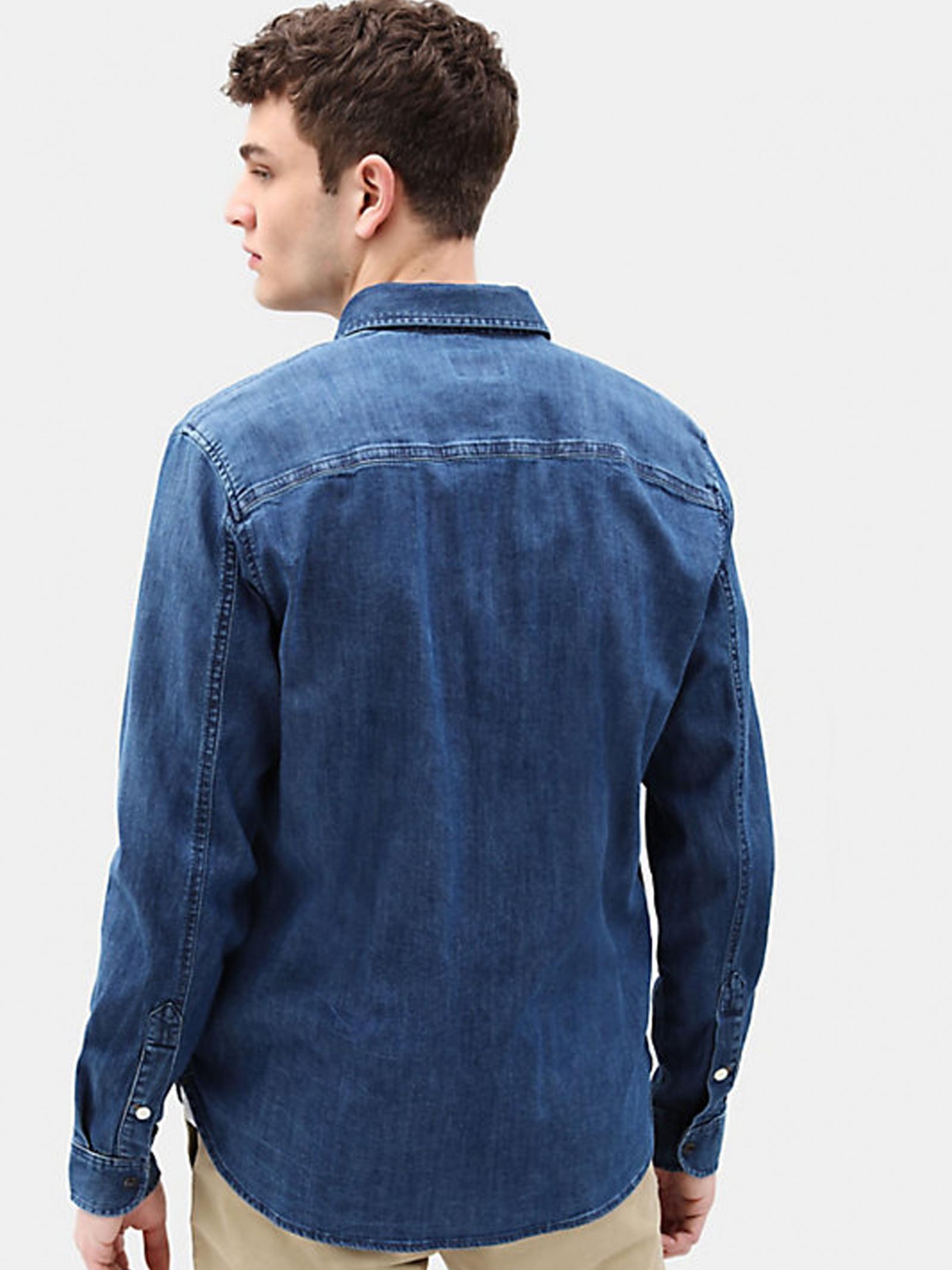 Рубашка мужские Timberland модель TH5713 , 2017