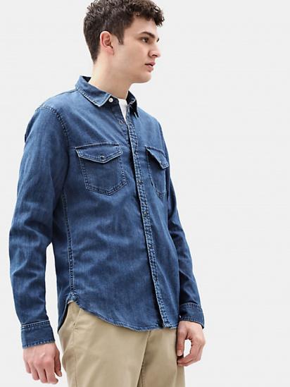 Рубашка мужские Timberland модель TH5713 качество, 2017