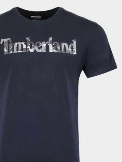 Футболка Timberland модель TB0A1YUN433 — фото 3 - INTERTOP