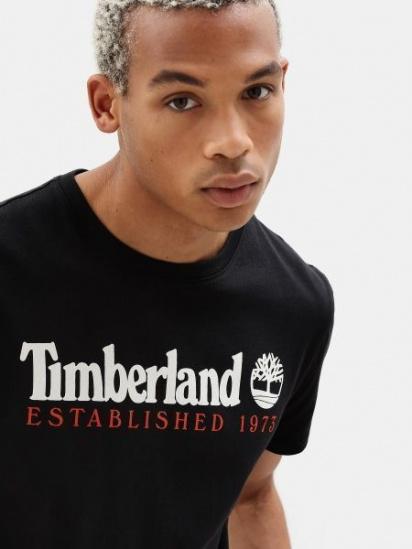 Футболка Timberland модель TB0A1YVG001 — фото 4 - INTERTOP