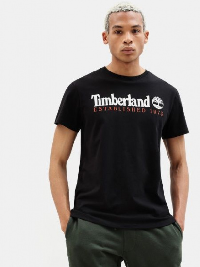 Футболка Timberland модель TB0A1YVG001 — фото - INTERTOP