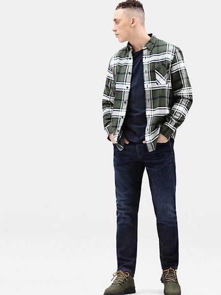 Джинсы мужские Timberland модель TH5743 , 2017
