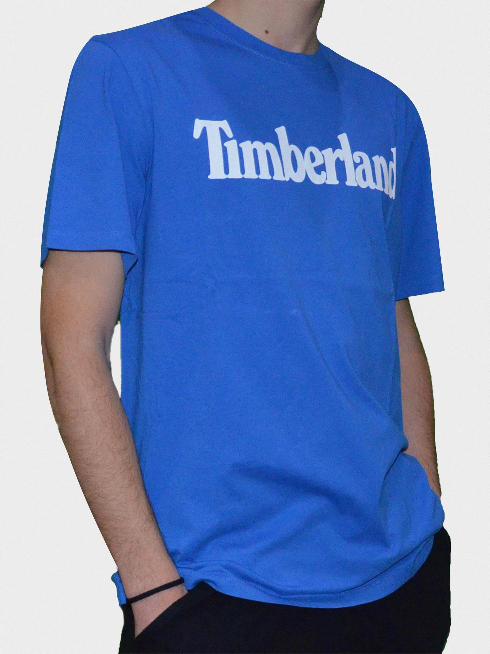 Футболка мужские Timberland модель TH5856 , 2017