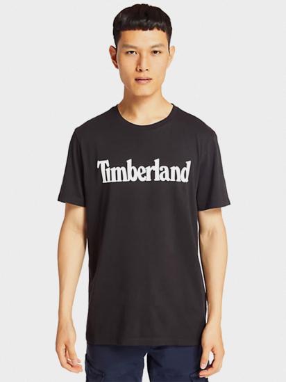 Футболка Timberland Kennebec River модель TB0A28DW001 — фото - INTERTOP