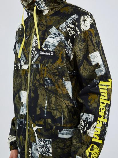 Куртка Timberland Urban Camo Windbreaker модель TB0A28CCZ52 — фото 3 - INTERTOP
