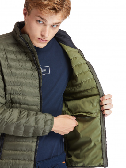 Куртка Timberland Axis Peak Packaway модель TB0A2C9PA58 — фото 4 - INTERTOP