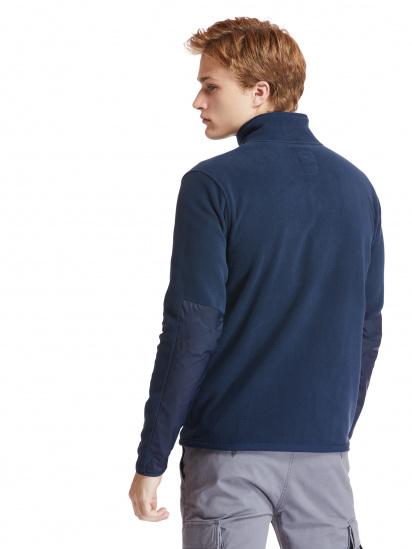 Кофти Timberland Zip-Front Fleece модель TB0A2CWN433 — фото 2 - INTERTOP