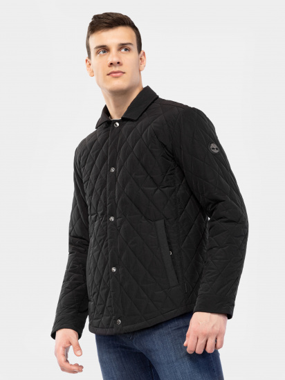 Куртка Timberland Mount Crawford Quilted Overshirt - фото