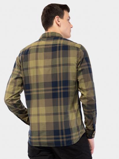Сорочка з довгим рукавом Timberland - фото