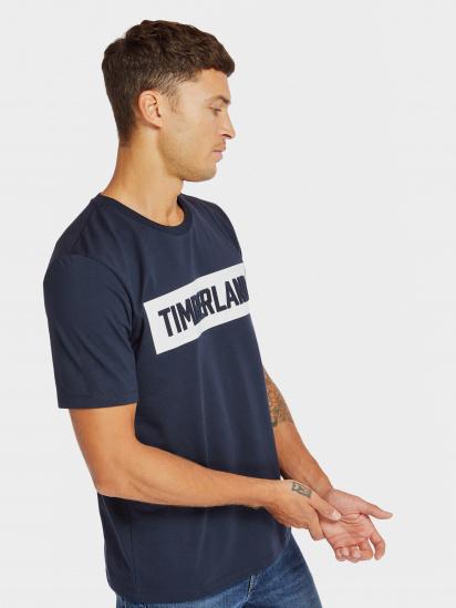 Футболка Timberland Mink Brook модель TB0A1Z34433 — фото 3 - INTERTOP