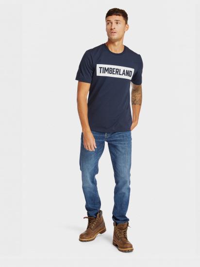 Футболка Timberland Mink Brook модель TB0A1Z34433 — фото 6 - INTERTOP