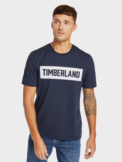 Футболка Timberland Mink Brook модель TB0A1Z34433 — фото - INTERTOP