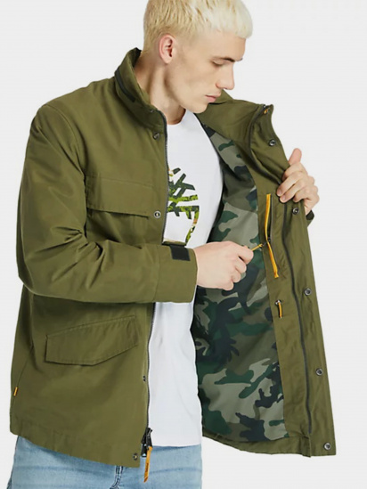 Легка куртка Timberland модель TB0A2CYTA58 — фото 4 - INTERTOP