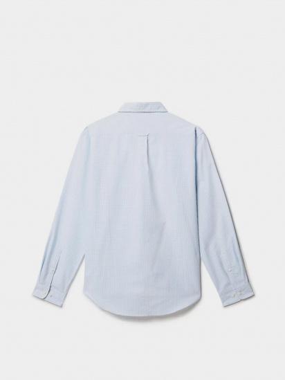 Сорочка з довгим рукавом Timberland S-R Poplin Md Gng RF модель TB0A2BQ5B02 — фото 2 - INTERTOP