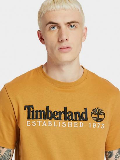 Футболка Timberland Outdoor Heritage Logo модель TB0A2CMAP47 — фото 4 - INTERTOP