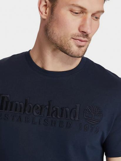 Футболка Timberland Outdoor Heritage Logo модель TB0A2CMA433 — фото 4 - INTERTOP