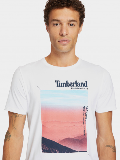 Футболка Timberland Photographic модель TB0A2DMJ100 — фото 5 - INTERTOP