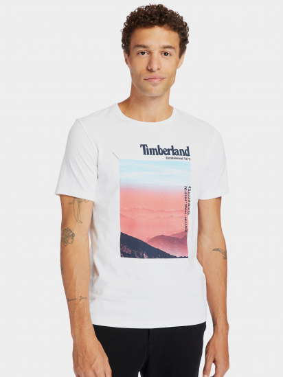 Футболка Timberland Photographic модель TB0A2DMJ100 — фото - INTERTOP