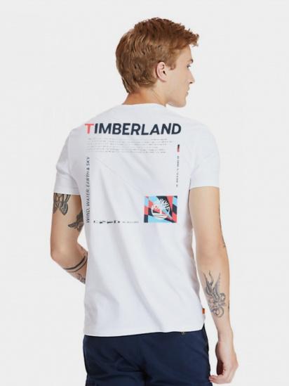 Футболка Timberland Coastal Cool Graphic модель TB0A2FBM100 — фото 2 - INTERTOP