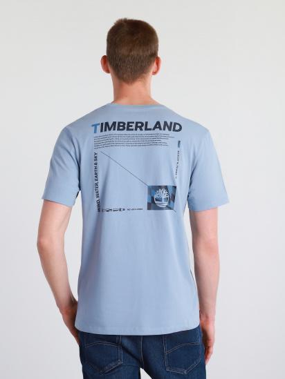 Футболка Timberland Coastal Cool Graphic модель TB0A2FBMG29 — фото 2 - INTERTOP