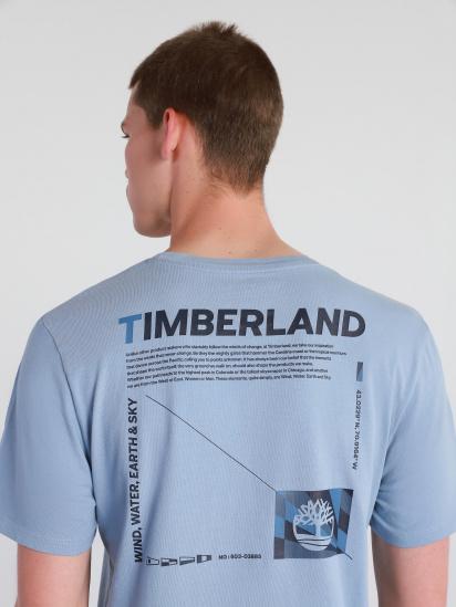 Футболка Timberland Coastal Cool Graphic модель TB0A2FBMG29 — фото 4 - INTERTOP