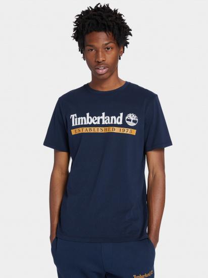 Футболка Timberland модель TB0A2BV6T27 — фото - INTERTOP