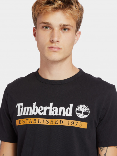 Футболка Timberland Established 1973 модель TB0A2BV6P56 — фото 5 - INTERTOP