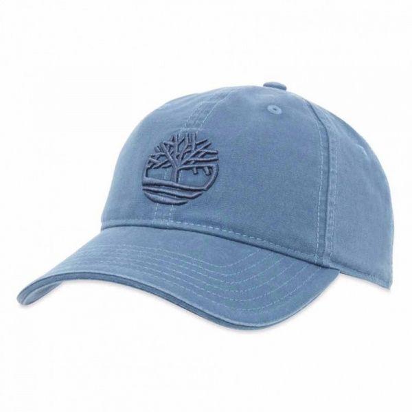 Кепка мужские Timberland COTON CANVA STONE BLUE CAP TJ2443 бесплатная доставка, 2017