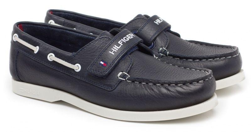 Мокасины для детей Tommy Hilfiger TK262 брендовая обувь, 2017