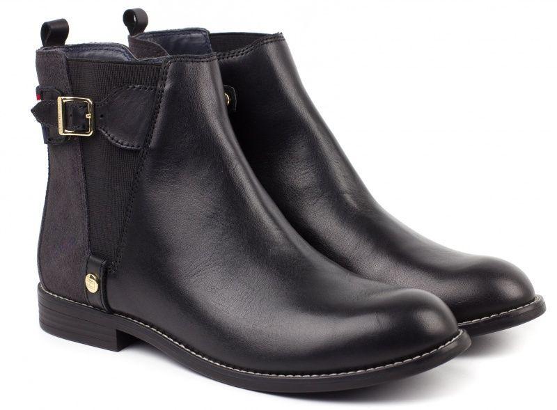 Купить Ботинки для детей Tommy Hilfiger TK277, Черный