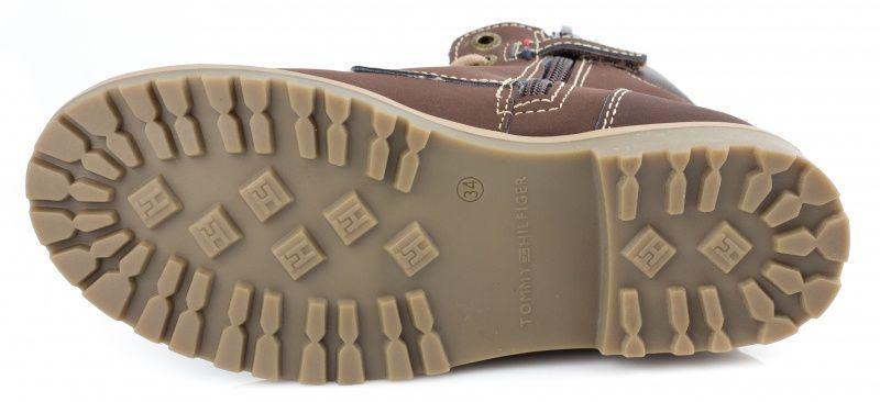 Tommy Hilfiger Ботинки  модель TK279 брендовая обувь, 2017