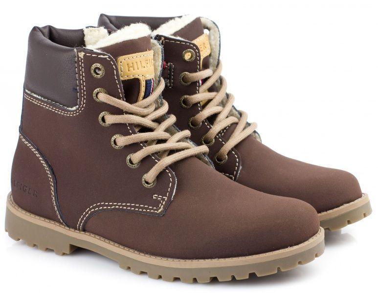 Купить Ботинки для детей Tommy Hilfiger TK279, Коричневый