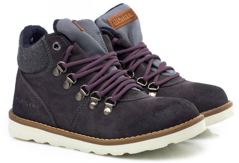 Купить Ботинки для детей Tommy Hilfiger TK280, Серый