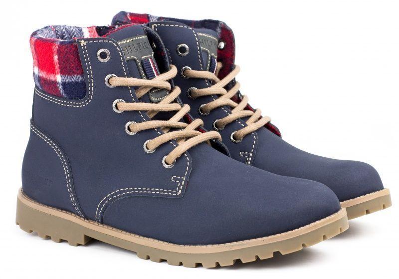 Купить Ботинки для детей Tommy Hilfiger TK281, Синий