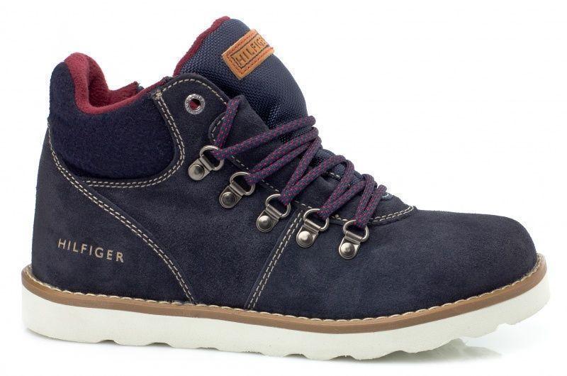 Ботинки для детей Tommy Hilfiger TK282 брендовая обувь, 2017