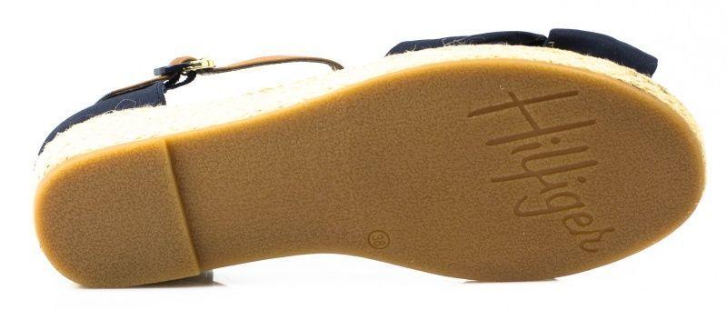 Tommy Hilfiger Босоножки  модель TK293 размерная сетка обуви, 2017
