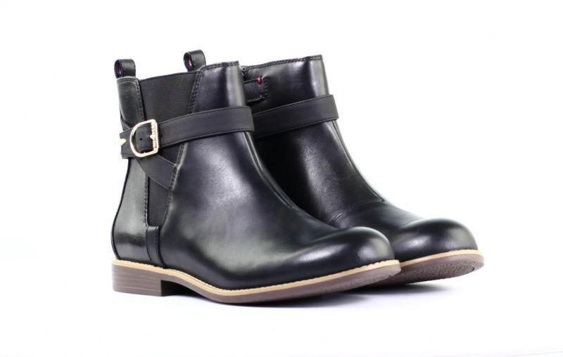 Купить Ботинки для детей Tommy Hilfiger TK328, Черный