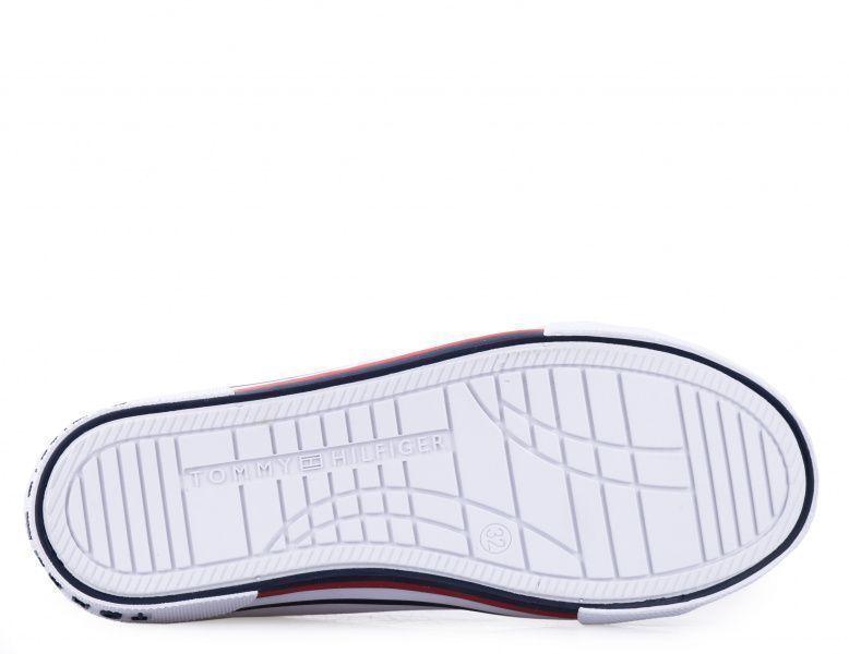 Полуботинки детские Tommy Hilfiger TK377 размеры обуви, 2017