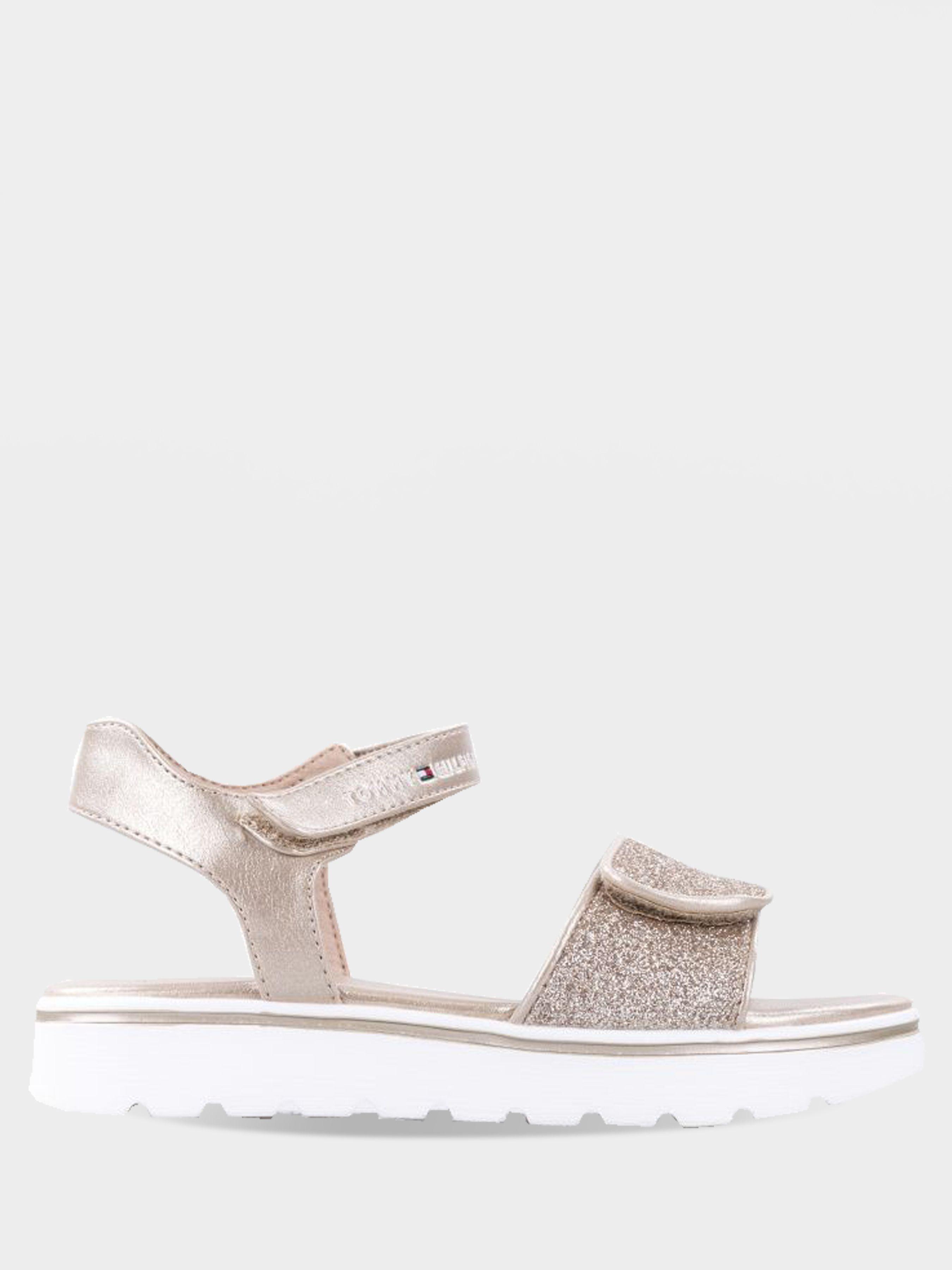 Босоножки детские Tommy Hilfiger TK380 модная обувь, 2017