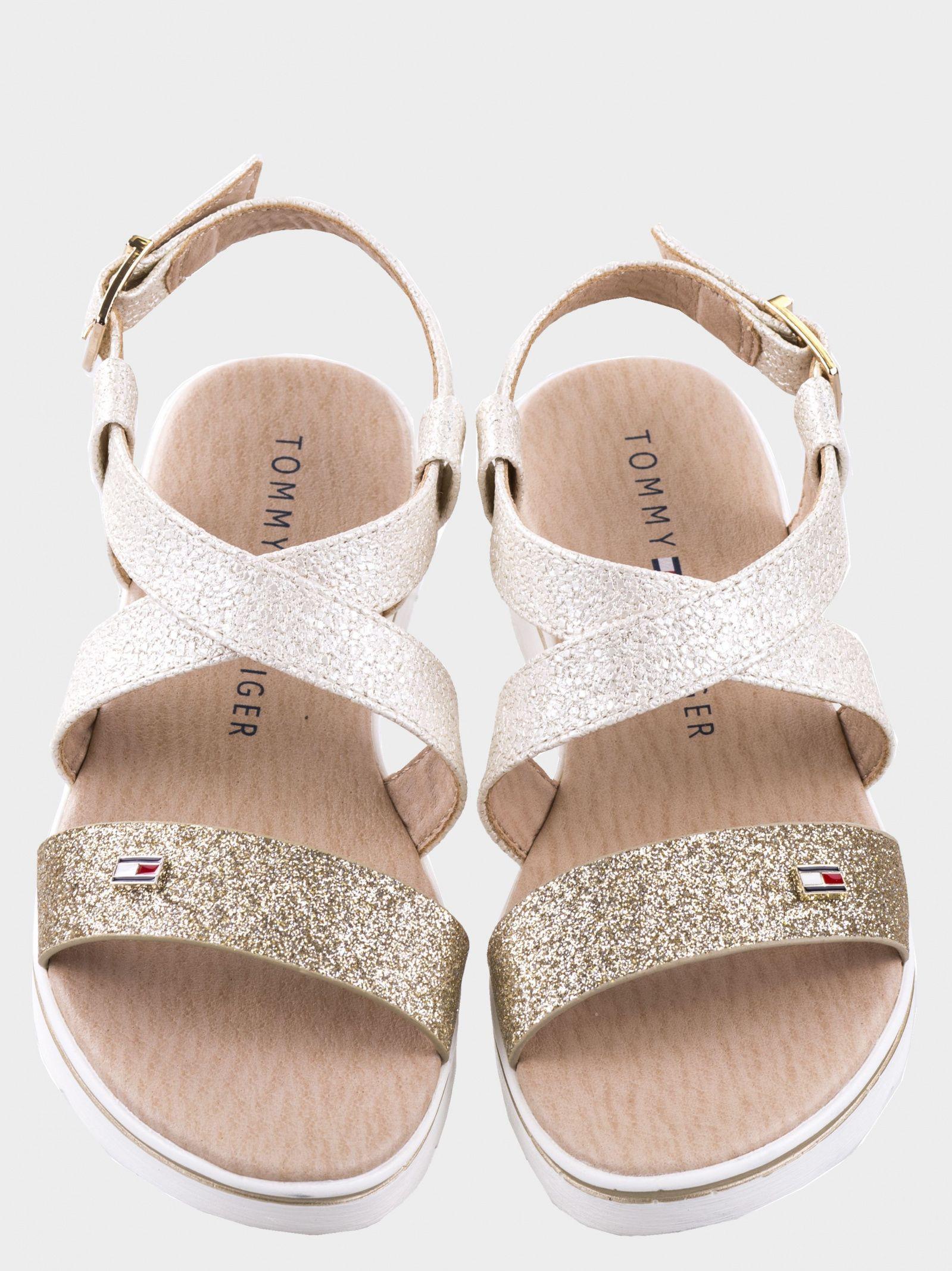 Босоножки детские Tommy Hilfiger TK383 брендовая обувь, 2017
