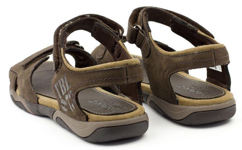 Сандалии детские Timberland OAKBLFFSEKLTH2STRP D DARK BROW TL1243 размеры обуви, 2017