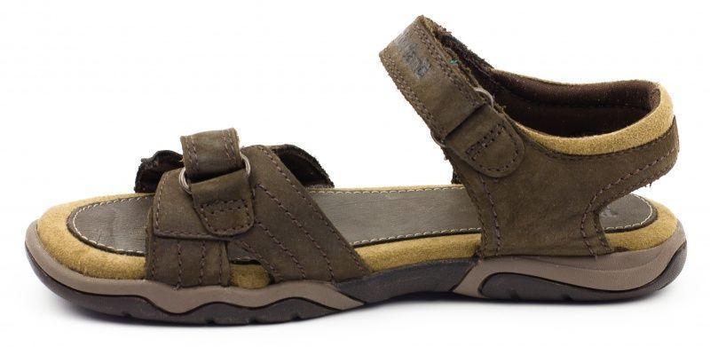 Сандалии для детей Timberland OAKBLFFSEKLTH2STRP D DARK BROW TL1244 размеры обуви, 2017