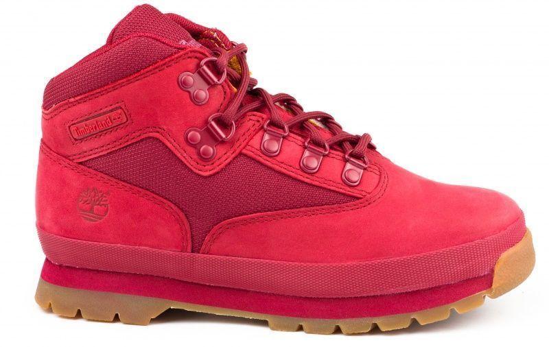 Ботинки для детей Timberland EURO HIKER TL1310 примерка, 2017