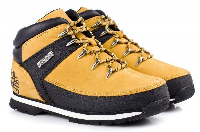 Купить Ботинки для детей Timberland EURO SPRINT HIKER TL1349, Желтый