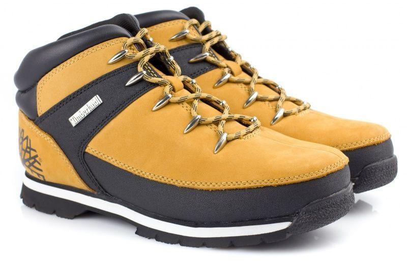 Купить Ботинки для детей Timberland EURO SPRINT HIKER TL1350, Желтый
