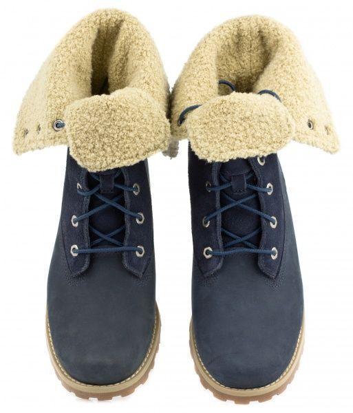 Ботинки для детей Timberland TBL AUTHENTICS 6IN WPF BOOT TL1351 размерная сетка обуви, 2017