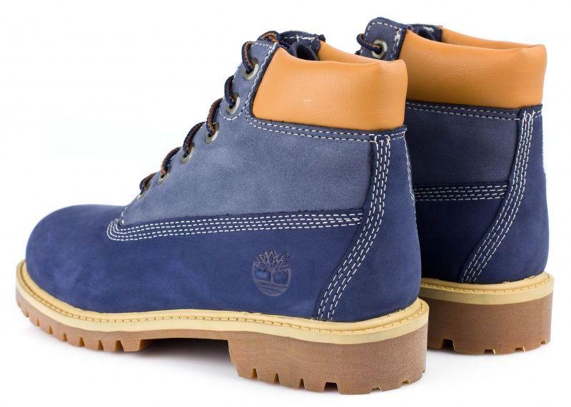 Ботинки для детей Timberland 6IN PREMIUM WPF BOOT TL1355 размеры обуви, 2017