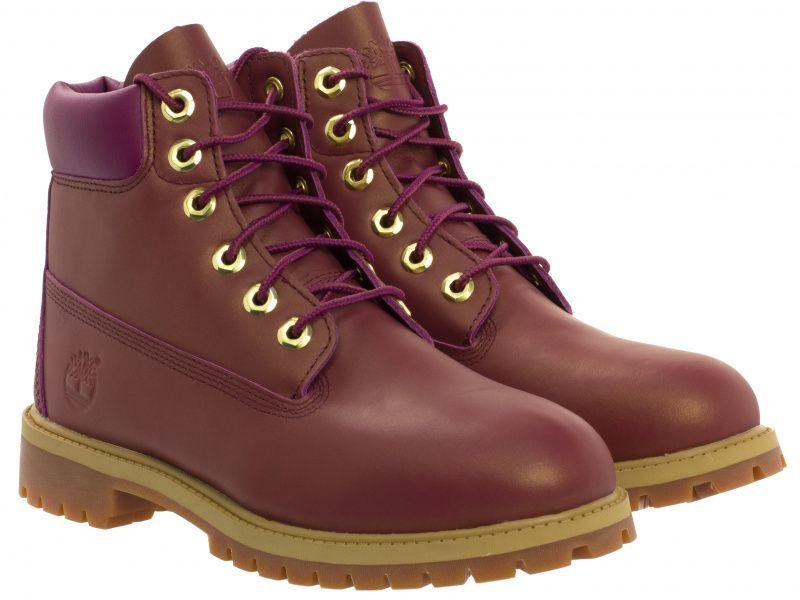 Купить Ботинки для детей Timberland 6IN PREMIUM TL1468, Розовый
