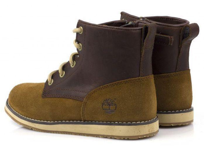 Ботинки для детей Timberland NEWMARKET BOOT TL1484 цена обуви, 2017